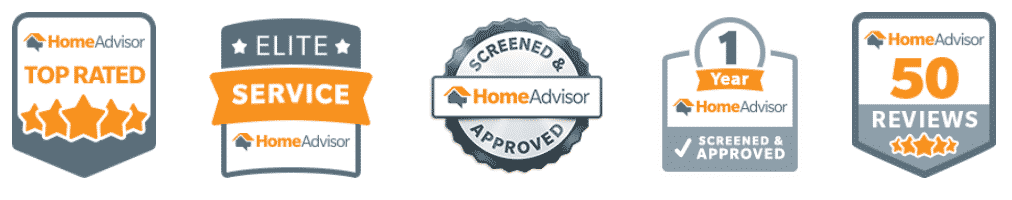Roofers Elite on Home Advisor
